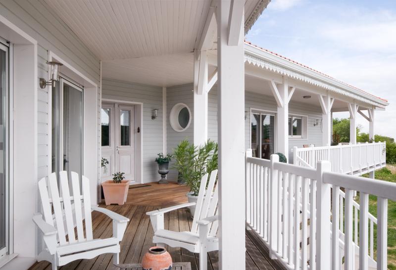 Maisons ossature bois canadian wood homes for Plan interieur maison en bois